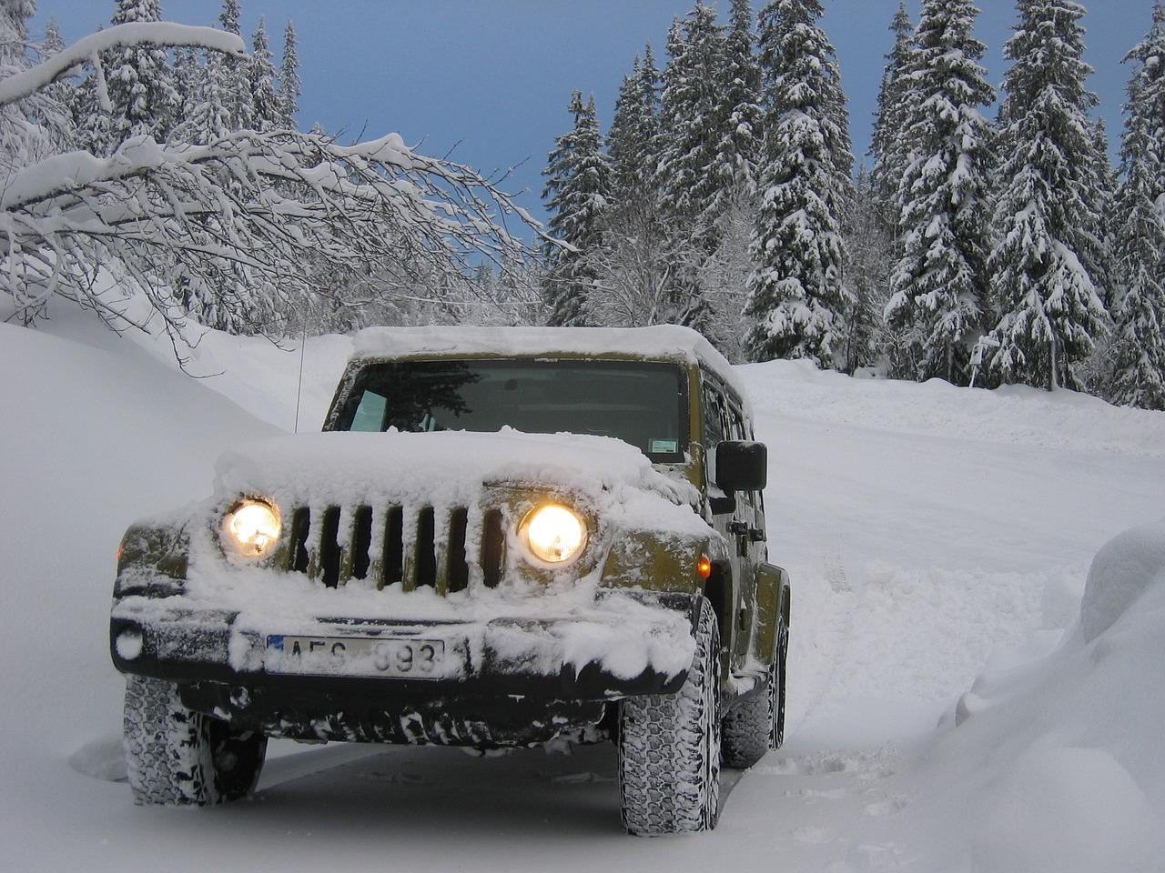 Jakie opony samochodowe na zimę?