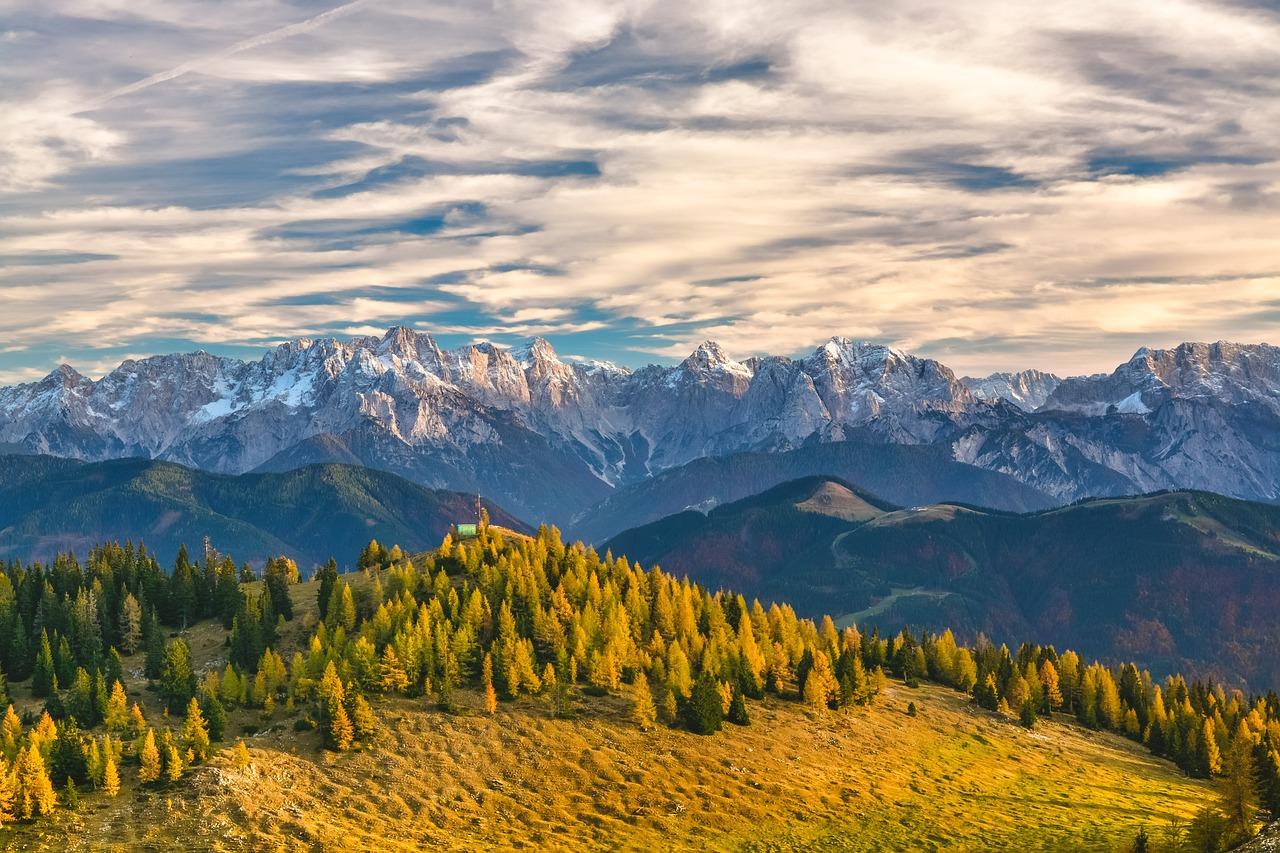 Inwestowanie w nieruchomości położone w górach