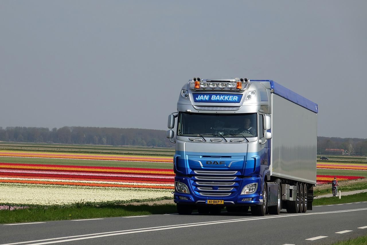 Części do ciężarówek DAF